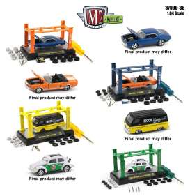 Assortment/ Mix  - various - 1:64 - M2 Machines - 37000-35 - M2-37000-35 | The Diecast Company