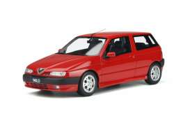 Alfa Romeo  - 145 1998 red - 1:18 - OttOmobile Miniatures - 361 - otto361 | The Diecast Company