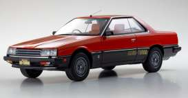 Nissan  - 2000 Turbo RS red - 1:18 - Kyosho - KSR18051r - kyoKSR18051r | The Diecast Company