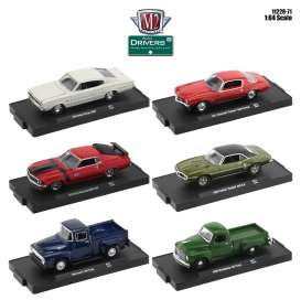 Assortment/ Mix  - various - 1:64 - M2 Machines - 11228-71 - M2-11228-71 | The Diecast Company