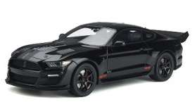 Ford  - Mustang Shelby GT500 2020 black/black - 1:18 - Acme Diecast - US047 - GTUS047 | The Diecast Company