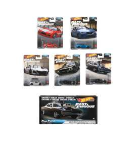 Assortment/ Mix  - F&F 2018 various - 1:64 - Hotwheels - GRM15 - hwmvGRM15 | The Diecast Company