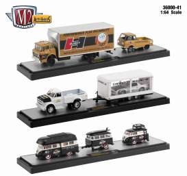 Assortment/ Mix  - Various - 1:64 - M2 Machines - 36000-41 - m2-36000-41 | The Diecast Company