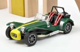 Caterham  - 1979 green/yellow - 1:43 - Norev - 270213 - nor270213 | The Diecast Company