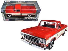 Ford  - 1979 red - 1:24 - Motor Max - 79346C - mmax79346rwh | The Diecast Company