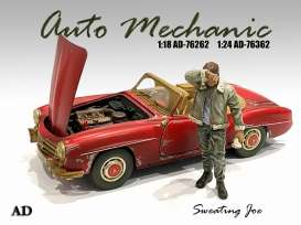 Figures  - Sweating Joe 2021  - 1:18 - American Diorama - 76262 - AD76262 | The Diecast Company