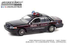 Ford  - Crown Victoria 2001  - 1:64 - GreenLight - 42970D - gl42970D | The Diecast Company