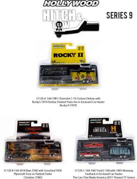 Assortment/ Mix  - various - 1:64 - GreenLight - 31120 - gl31120 | The Diecast Company