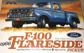 Ford  - F-100 Flareside pick-up 1966  - 1:25 - Moebius - 1232 - moes1232 | The Diecast Company