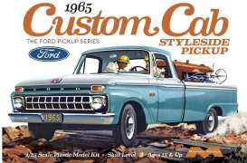 Ford  - Custom Cab Styleside pick-up 1965  - 1:25 - Moebius - 1234 - moes1234 | The Diecast Company
