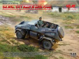 Military Vehicles  - 1:35 - ICM - 35111 - icm35111 | The Diecast Company