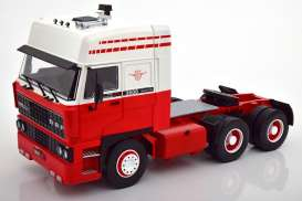 Daf  - 3600 1986 red/white - 1:18 - Road Kings - 180093 - rk180093 | The Diecast Company
