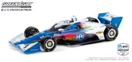 Chevrolet Honda - 2021 green/blue/brown - 1:18 - GreenLight - 11118 - gl11118 | The Diecast Company
