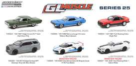 Assortment/ Mix  - various - 1:64 - GreenLight - 13300 - gl13300 | The Diecast Company