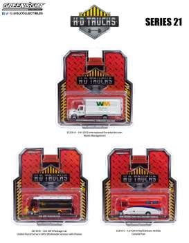 Assortment/ Mix  - various - 1:64 - GreenLight - 33210 - gl33210 | The Diecast Company