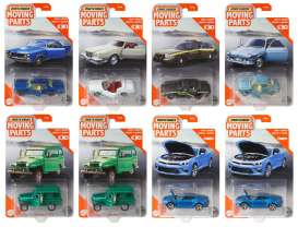 Assortment/ Mix  - various - 1:64 - Matchbox - FWD28 - MBFWD28-956H | The Diecast Company