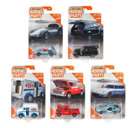 Assortment/ Mix  - various - 1:64 - Matchbox - FWD28 - MBFWD28-956G | The Diecast Company