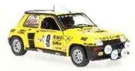 Renault  - 5 Turbo 1982 yellow/black - 1:18 - Solido - 1801311 - soli1801311 | The Diecast Company