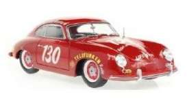 Porsche  - 356A 1953 red - 1:18 - Solido - 1802804 - soli1802804 | The Diecast Company