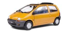 Renault  - Twingo 1993 yellow - 1:18 - Solido - 1804003 - soli1804003 | The Diecast Company