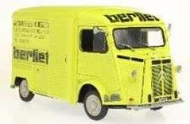 Citroen  - HY 1969 yellow - 1:18 - Solido - 1804814 - soli1804814 | The Diecast Company