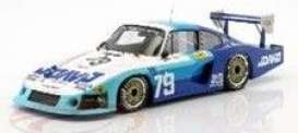 Porsche  - 935 white/blue - 1:18 - Solido - 1805402 - soli1805402 | The Diecast Company