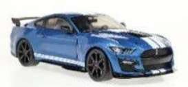 Ford  - Mustang blue - 1:18 - Solido - 1805901 - soli1805901 | The Diecast Company