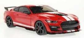 Ford  - Mustang 2020 red - 1:18 - Solido - 1805903 - soli1805903 | The Diecast Company