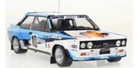 Fiat  - 131 Abarth 1980 blue/white - 1:18 - Solido - 1806001 - soli1806001 | The Diecast Company