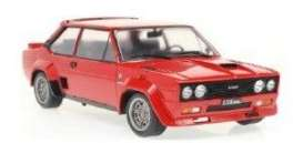 Fiat  - 131 Abarth 1980 red - 1:18 - Solido - 1806002 - soli1806002 | The Diecast Company