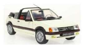 Peugeot  - 205  1989 blue - 1:18 - Solido - 1806202 - soli1806202 | The Diecast Company
