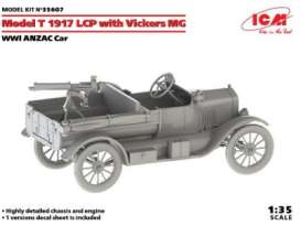 Military Vehicles  - 1:35 - ICM - 35607 - ICM35607 | The Diecast Company
