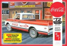 Chevrolet  - Pickup 1972  - 1:25 - AMT - s1231M - amts1231M | The Diecast Company