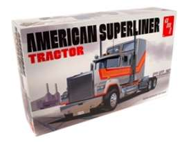 American Superliner  - Semi Tractor  - 1:24 - AMT - s1235 - amts1235 | The Diecast Company