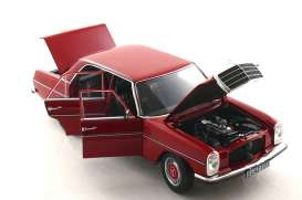 Mercedes Benz  - 200/8 1973 red - 1:18 - Norev - 183772 - nor183772 | The Diecast Company