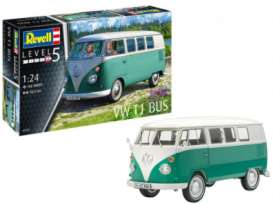 Volkswagen  - 1:24 - Revell - Germany - 07675 - revell07675 | The Diecast Company