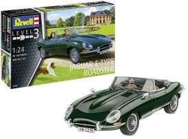 Jaguar  - E-Type  - 1:24 - Revell - Germany - 07687 - revell07687 | The Diecast Company