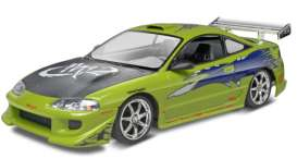 Mitsubishi  - Eclipse  - 1:25 - Revell - Germany - 07691 - revell07691 | The Diecast Company