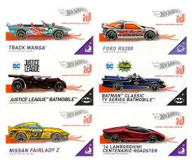 Assortment/ Mix  - ID various - 1:64 - Hotwheels - FXB02 - hwmvFXB02-998A | The Diecast Company
