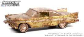 Plymouth  - Belvedere 1957 dessert gold - 1:24 - GreenLight - 18261 - gl18261 | The Diecast Company