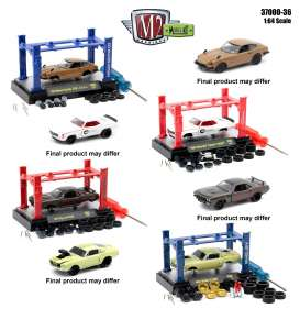 Assortment/ Mix  - various - 1:64 - M2 Machines - 37000-36 - M2-37000-36 | The Diecast Company