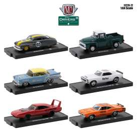 Assortment/ Mix  - various - 1:64 - M2 Machines - 11228-72 - M2-11228-72 | The Diecast Company
