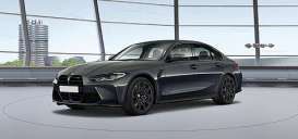 BMW  - M3 2020 black - 1:18 - Minichamps - 155020202 - mc155020202 | The Diecast Company