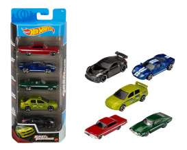 Assortment/ Mix  - Fast & The Furious 5-pack 2021 various - 1:64 - Hotwheels - GWW93 - hwmvGWW93 | The Diecast Company