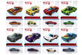 Assortment/ Mix  - various - 1:64 - Hotwheels - GJW93 - hwmvGJW93-999B | The Diecast Company