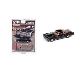 Cadillac  - Eldorado I 1975 black - 1:64 - Auto World - CP7719 - AWCP7719 | The Diecast Company