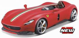 Ferrari  - red - 1:18 - Bburago - 16909 - bura16909 | The Diecast Company