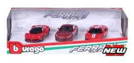 Ferrari  - red - 1:43 - Bburago - 36102 - bura36102 | The Diecast Company