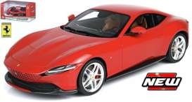 Ferrari  - 2019 red - 1:43 - Bburago - 3610003 - bura361003 | The Diecast Company