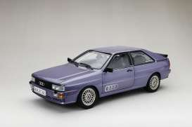 Audi  - Quattro coupe 1983 purple - 1:18 - SunStar - 4163 - sun4163 | The Diecast Company